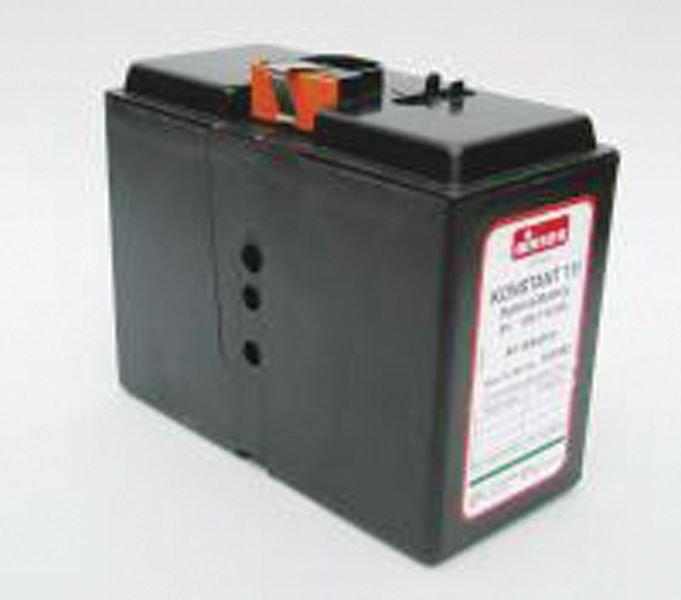 Pile 6 V. pour panneaux tri-flash de 1000 mm