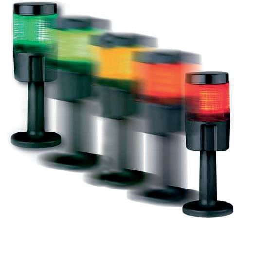 Module lumineux LED multicouleurs pour l'état de marche