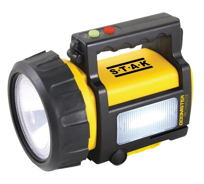 Phare professionnel rechargeable LED 10W - Signals