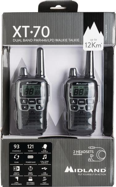 Talkie-walkie standard pack complet - Talkies-walkies