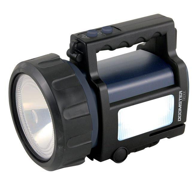 Projecteur rechargeable sur secteur LED 10 W