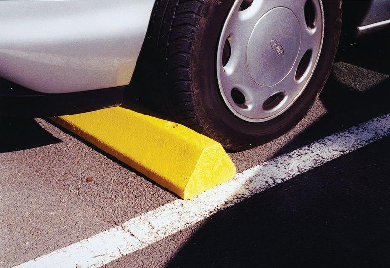 Bordure de Parking Jaune longueur 1830 mm - Signals