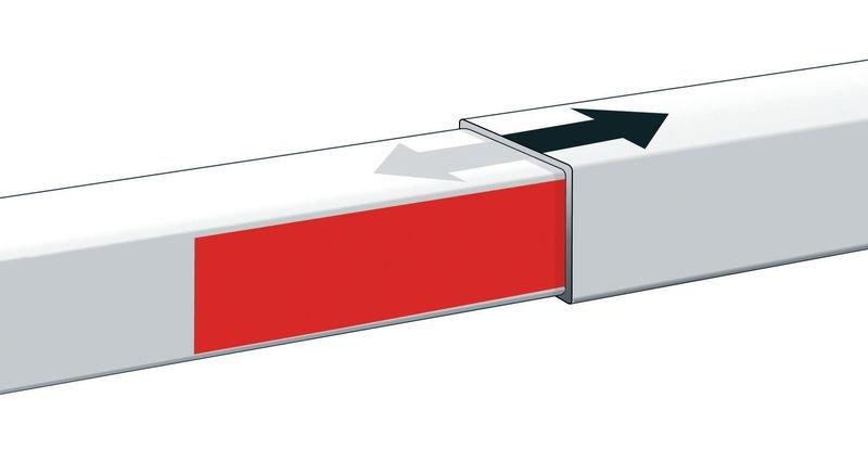Barrière levante lisse alu universelle - Signals