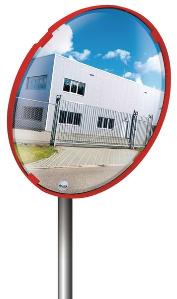 Miroir multi-usages cadre couleur
