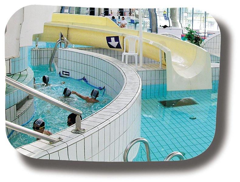 Miroir de Surveillance pour piscine