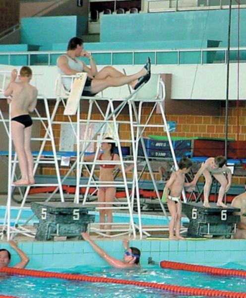 Miroir de Surveillance pour piscine - Miroirs de surveillance