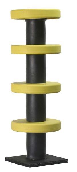 Poteau de balisage et de protection design