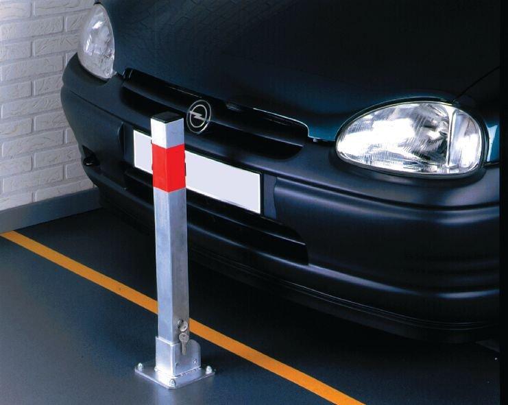 Poteau de parking ECO