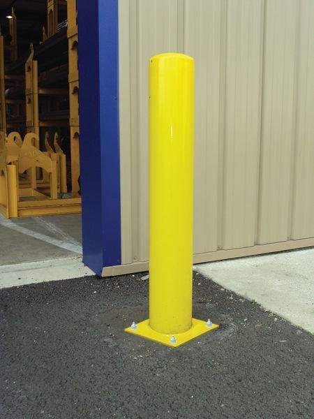 Poteau de protection industriel - Signals