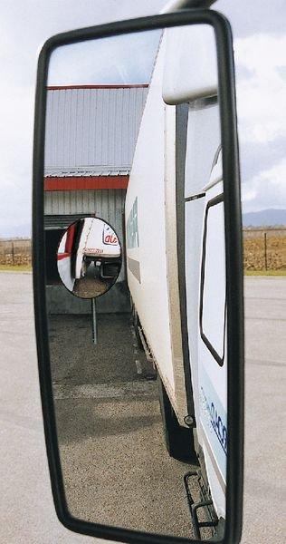 Miroir de Quai Avec Chauffage - Miroirs de surveillance