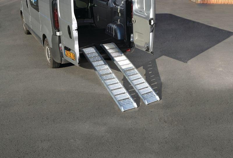 Rampe de chargement pour véhicules L 2040 mm - Signals
