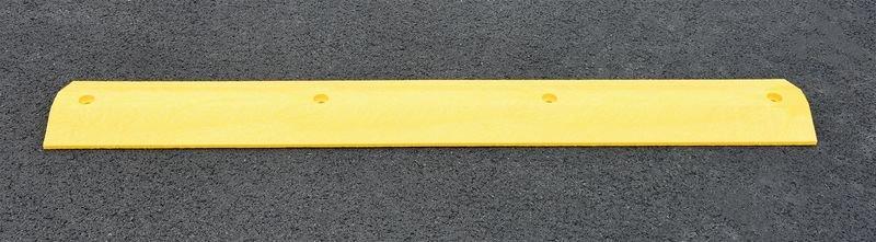 Rampe de ralentissement monobloc en PVC - Ralentisseurs