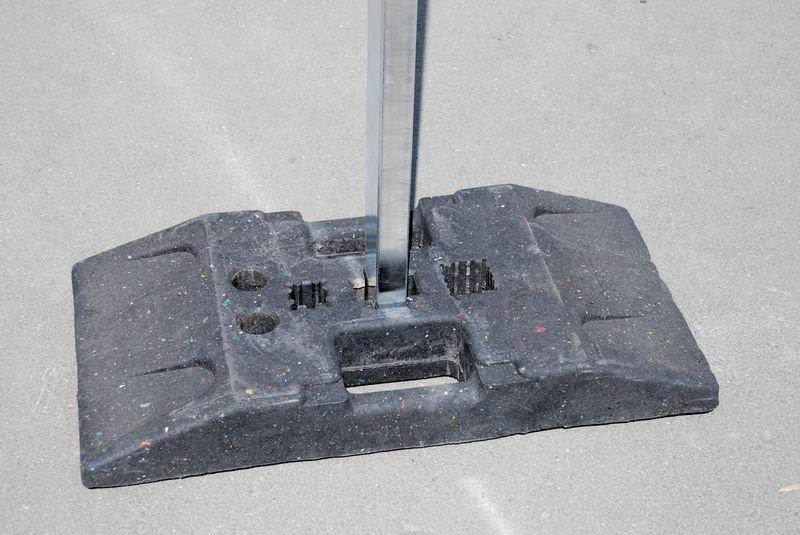 Socle de panneaux de chantier - Signals