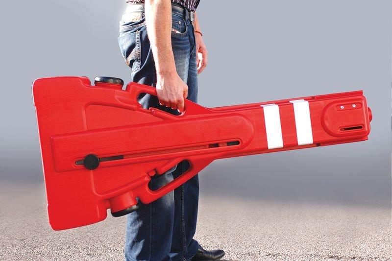 Barrière rouge et blanche EXTENSO - Signals