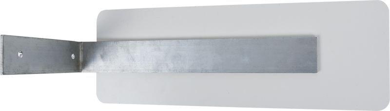Plat aluminium Fixation équerre 300 x 150 mm