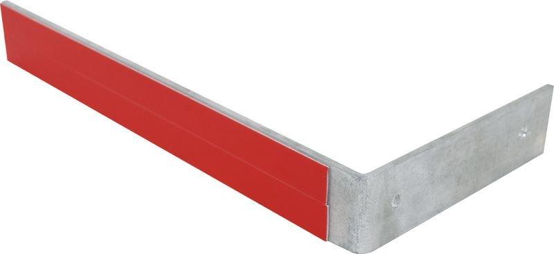 Plat aluminium Fixation équerre 300 x 150 mm - Signals