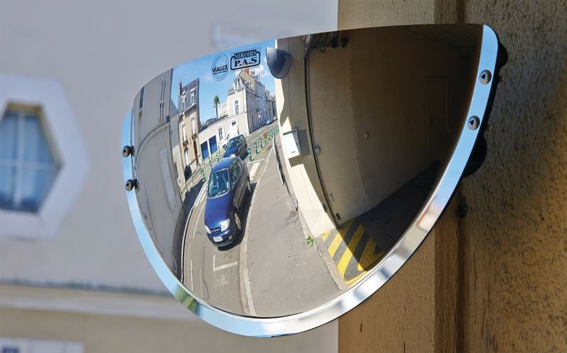 Miroirs vision grand angle contrôle 3 directions - Signals
