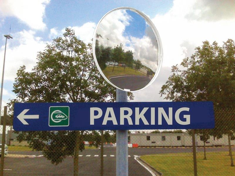 Miroir Eco Multi Usage contrôle 2 directions