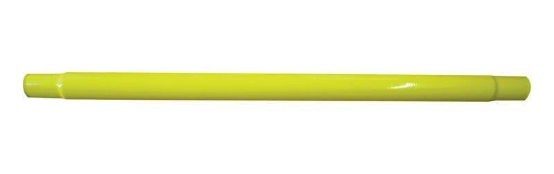 Barrières de protection modulaires jaunes
