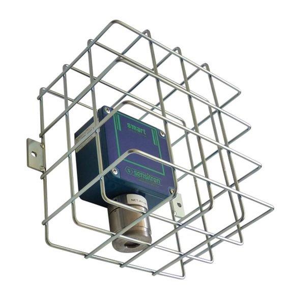 Grille de protection pour détecteur gaz