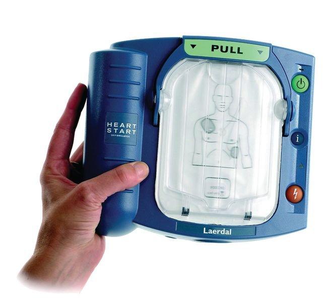 Défibrillateur formation Laerdal® auto. ext.