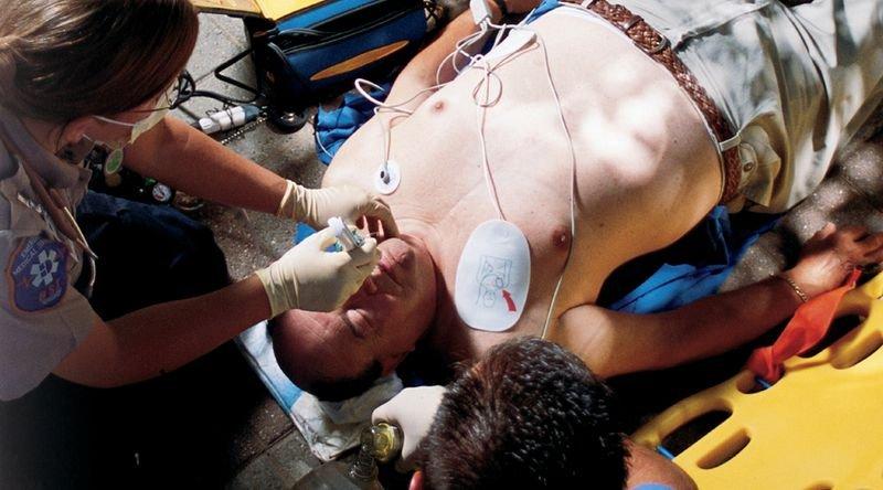 Défibrillateur cardiaque Laerdal® automatisé ext. DAE - Défibrillateurs