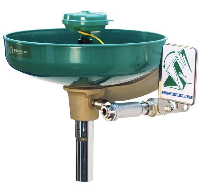 Laveurs d'yeux à flux laminaire inversé vasque ABS