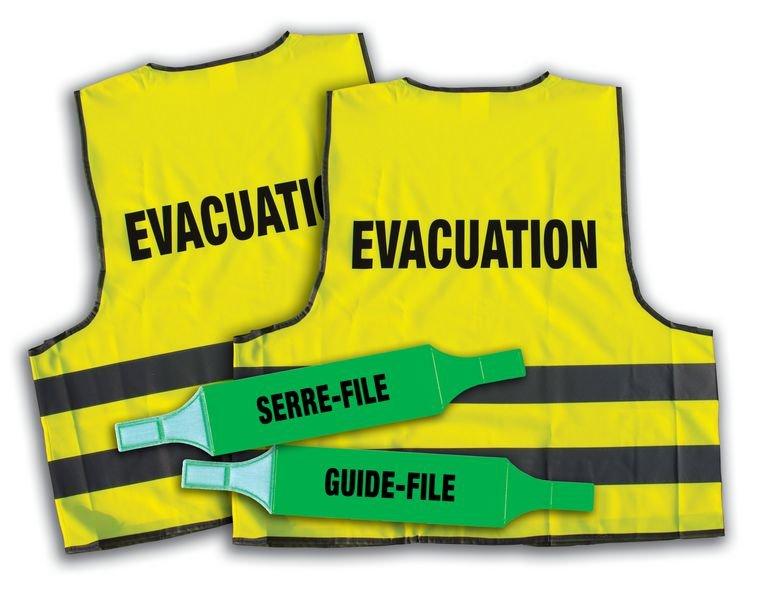 Kit évacuation