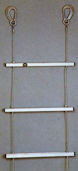 Echelle de câble