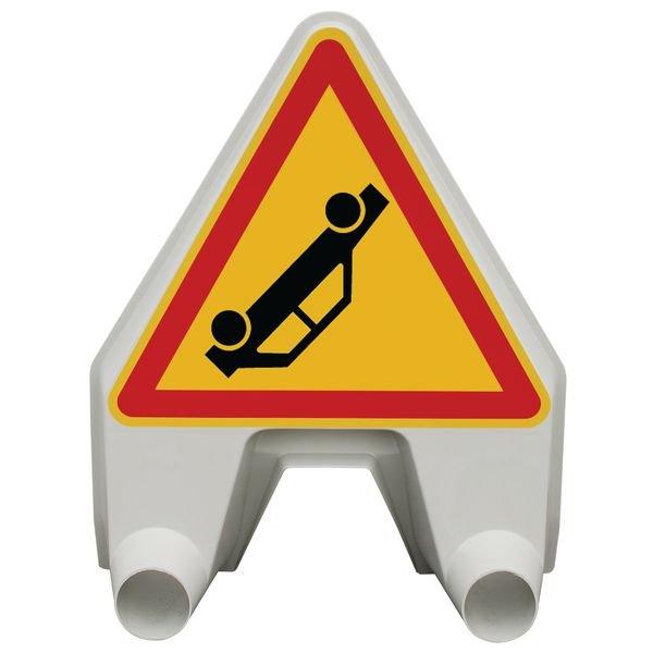 Panneau Mistral Accident Classe 1 ou 2