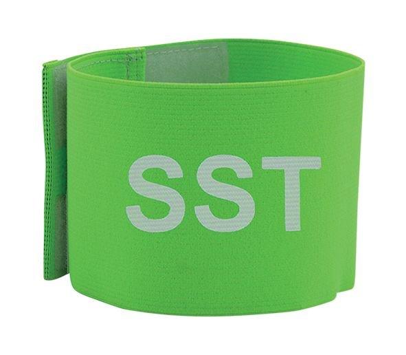 Brassard élastique fermeture scratch SST - Signals