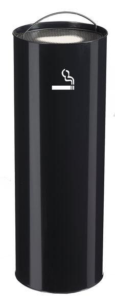Grand cendrier sable H 850 x Ø 300 mm