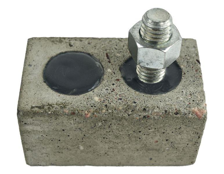 Résine 3M™ pour réparation des fissures dans le béton - Préparation des sols