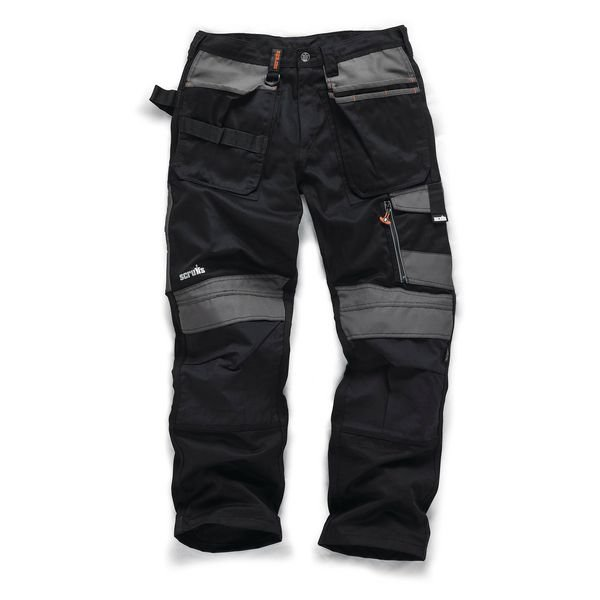 Pantalon de travail multipoches 3D trade Scruffs