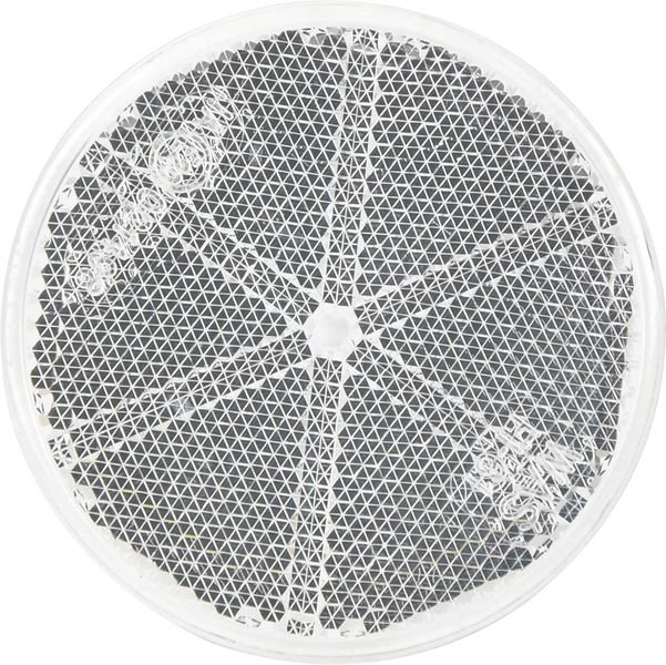 Catadioptre Ø 60 mm adhésif