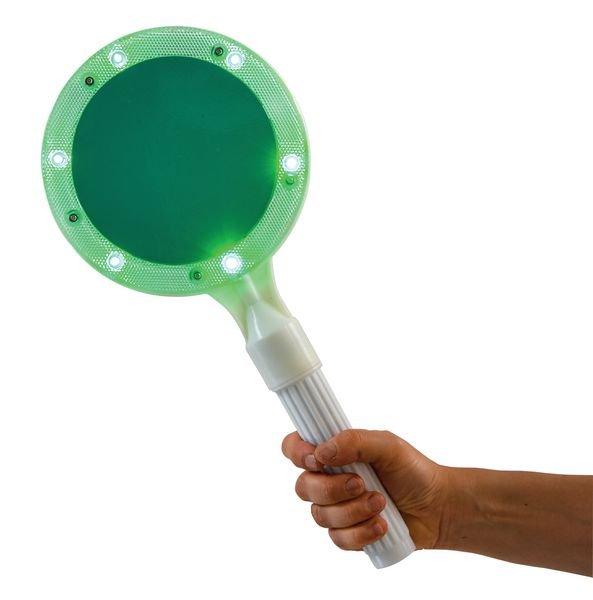 Raquette lumineuse LED