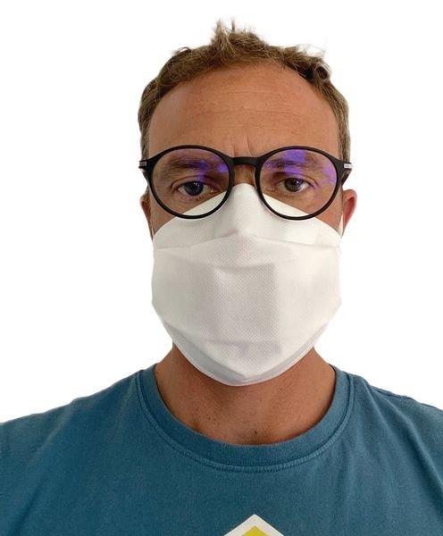 Masque de protection en tissu catégorie 1 - Signals