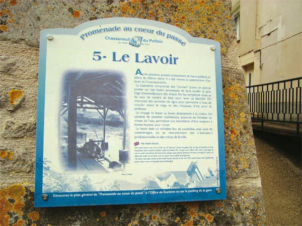 Plaque murale en plexi ou compact (photo)