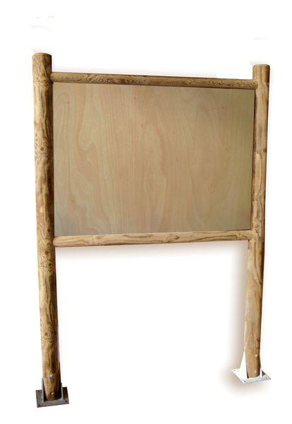 Planimètre bois avec panneau contre-plaqué