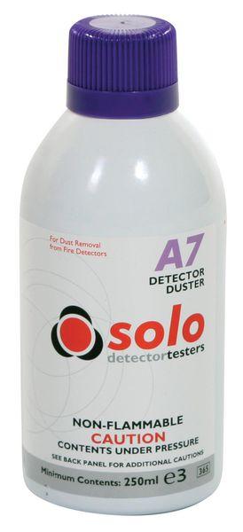 Aérosols pour détecteurs de fumée Dépoussiérant (photo)