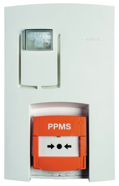 Alarme de confinement AGYLUS pour PPMS (photo)