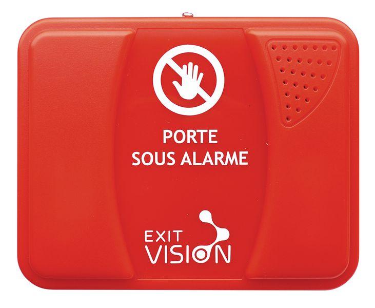 Alarme radio pour porte et matériel sensible (photo)