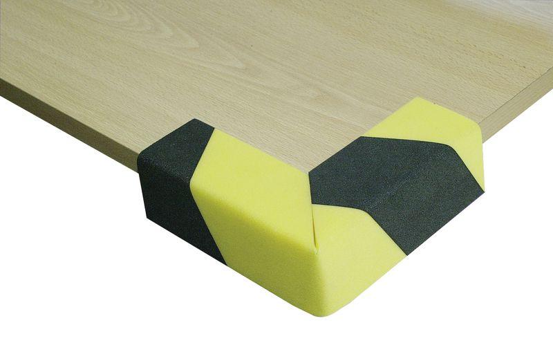 Amortisseurs mousse en polyéthylène contre les chocs (photo)