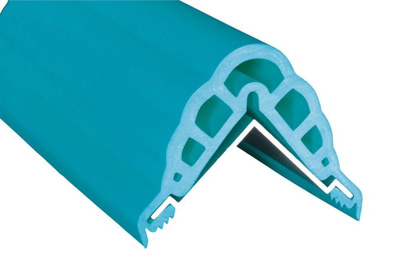 Cornières de protection alvéolaires - (photo)