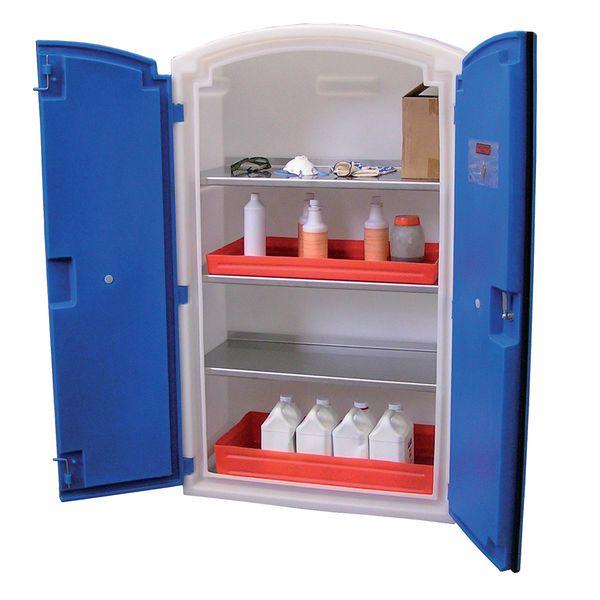 Armoires de sécurité en polyéthylène (photo)