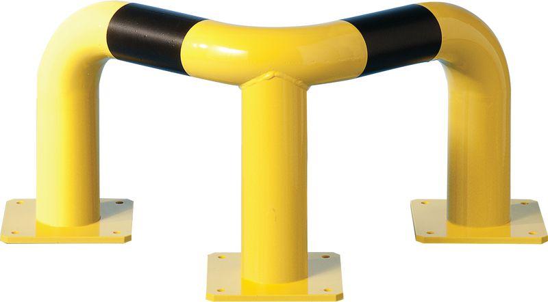Arceaux d'angle de protection (photo)