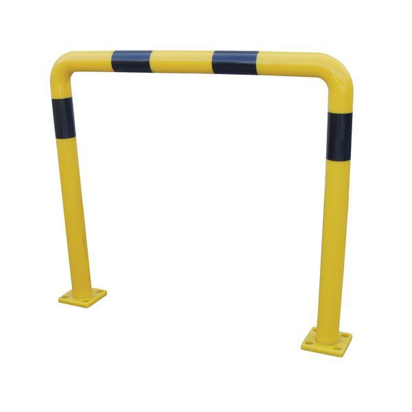 Arceaux flexibles jaunes et noirs