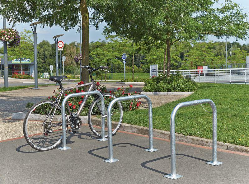 Arceau pour vélo (photo)