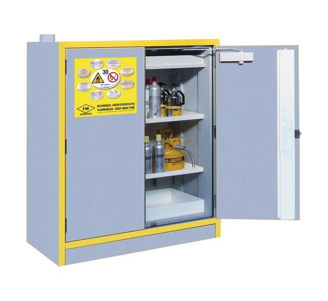 Armoires de sécurité pour produits inflammables 30 min