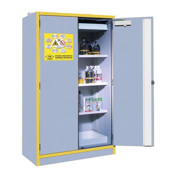 Armoires de sécurité pour produits inflammables 30 min (photo)